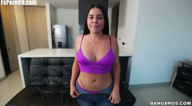 BangBros - Ivana Bolivar Does Her First Porno