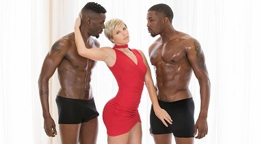 Blacked - How To Train A Housewife Part 2 with Makenna Blue, Jason Brown & Isiah Maxwell 380x210