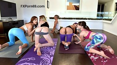 BFFS - hot sneaky yoga hot yoga just got a lot 380x210