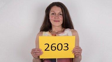 CzechCasting Petra 2603 – Casting porn