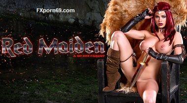 DigitalPlayground – Red Maiden A DP XXX Parody with Jessa Rhodes & Max Deeds 380x210