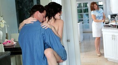 Teamskeet - Familystrokes – Risky Birthday Capers With Stepdad with Jessica Rex 380x210