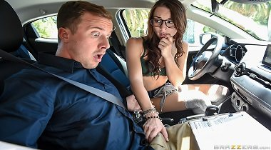 Brazzers HD Teens Like It Big – Driving Dick with Aidra Fox & Jessy Jones 380x210