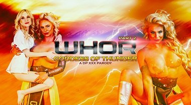 DigitalPlayground – Whor Goddess of Thunder, A DP XXX Parody Part 2 Phoenix Marie & Piper Perri 380x210