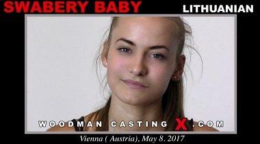 WoodmanCastingX - Casting porn Swabery Baby XXX