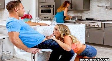 Bangbros Bangbros Clips - Alexis Adams Fucks her BF Raw 380x210