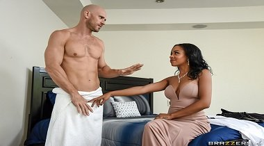 Brazzers -Baby Got Boobs - Maid Of Honor with Anya Ivy & Johnny Sins 380x210