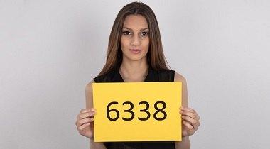 CzechCasting Iveta 6338 - Casting porn 380x210