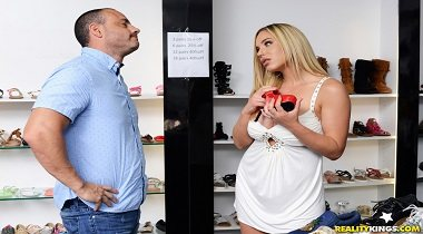 Realitykings - Milf Hunter – Shoe Fetish with Jmac & Olivia Austin 380x210
