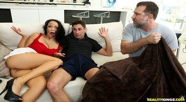 Realitykings - Sneaky Sex – No Fucking Around with Brad Knight & Sofi Ryan 380x210
