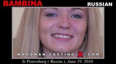 WoodmancastingX - Bambina porn casting 380x210