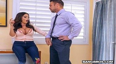 Bangbros Clips Ariella Ferrera on Ariella on Notice 380x210