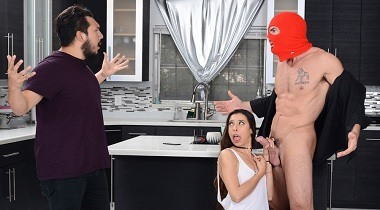 Realitykings - Babysitting On My Dick with Charles Dera & Victoria Vargaz - Sneaky Sex 380x210
