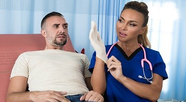 Brazzers 1080p - All Backed Up Aubrey Black & Keiran Lee - Doctor Adventures 380x210