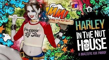 Brazzers Extra HD - Harley In The Nuthouse (XXX Parody) with Riley Reid & Bill Bailey 380x210