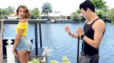 Realitykings XXX - The Babysitters Cock with Eve Ellwood & Xander Corvus - Teens Love Huge Cocks 380x210