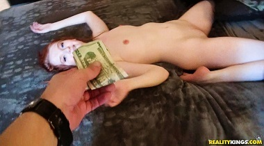 Realitykings porn - Braces Babe Blowjob with Alec Knight & Krystal Orchid - Street BlowJobs 380x210