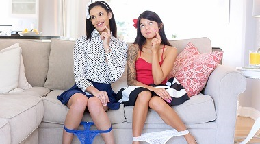 Daughterswap - Eden Sin And Sadie Pop in daughters Dirty Business Pt.1 380x210