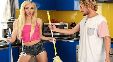 Bangbros 18 - Tiffany Squirts on Her Step Brother's Cock by Tiffany Watson 380x210