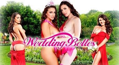 Digitalplayground 1080p - Wedding Belles by Abigail Mac, Casey Calvert, Anna Bell Peaks, Adria Rae & Ashly Anderson 380x210