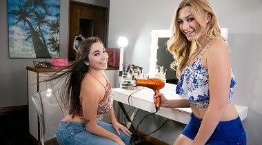 Girlsway hd - Salon Encounter with Karlee Grey & Alexa Grace 380x210
