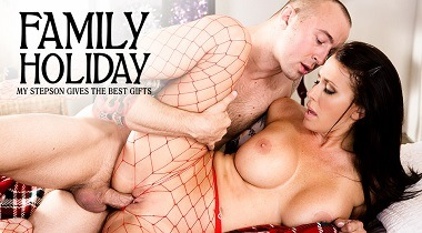 Sweetsinner.com - My Stepson Gives The Best Gifts with Reagan Foxx & Chad Alva 380x210