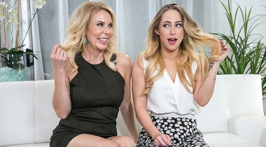 MommysGirl - Waiting is the Hardest with Carter Cruise & Erica Lauren 380x210