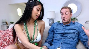 Bangbros 18 - Fucking To Go To A St. Patrick's Day Party by Jade Kush 380x210