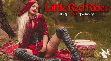 Digitalplayground.com - Little Red Rider A DP XXX Parody by Elsa Jean & Xander Corvus 380x210