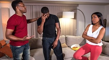 Brazzers hd - Sync & Slam with Jenna Foxx & Isiah Maxwell - Real Wife Stories 380x210