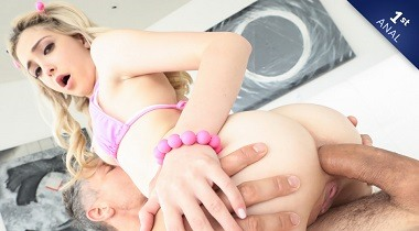 HardX - Her First Anal with Jane Wilde & Mick Blue 380x210