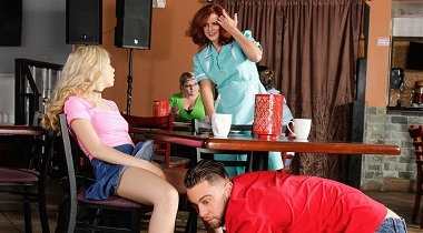 Realitykings porn - Dine And Dash with Andy James, Jane Wilde & Seth Gamble - Moms Bang Teens 380x210