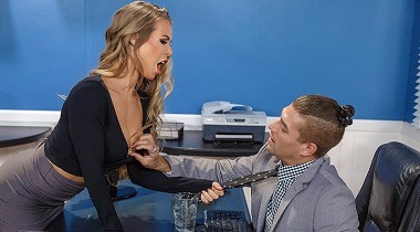 Brazzers - Big Tits At Work - Summertime And The Livin' Is Sleazy with Nicole Aniston & Xander Corvus 380x210