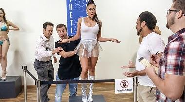 Brazzers hd - Pornstars Like It Big - The Future Is Fucked Audrey Bitoni & Jessy Jones 380x210