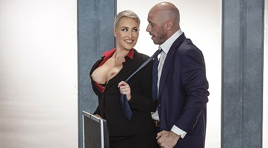 Brazzers.com - Big Tits At Work - Product Placement In Her Pussy with Ryan Keely & Johnny Sins 380x210