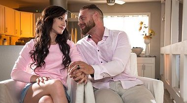 Brazzers 1080p - Real Wife Stories - switching Lives Pt. 1 Jennifer White & Michael Vegas 380x210