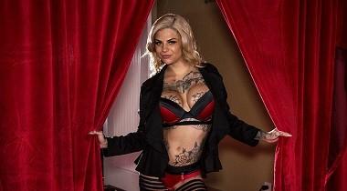 Brazzers hd - Pornstars Like It Big - Bonnie Rotten The Cumback Bonnie Rotten, Toni Ribas & Xander Corvus 380x210