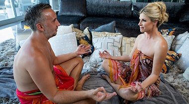 Brazzers.com - Dirty Masseur - Show Me The Yoni India Summer & Keiran Lee 380x210