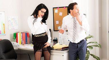 Naughtyamerica - Naughty Office Veronica Avluv & Tyler Nixon 380x210