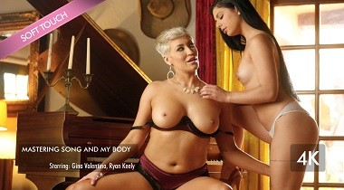 Newsensations - Teacher Ryan & Student Gina Play In Song by Gina Valentina & Ryan Keely 380x210