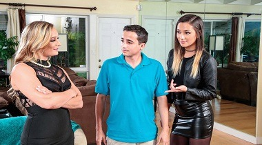 Realitykings.com - Seduce My Stepmom by Jaye Summers, Ricky Spanish & Tucker Pierce - Moms Bang Teens 380x210