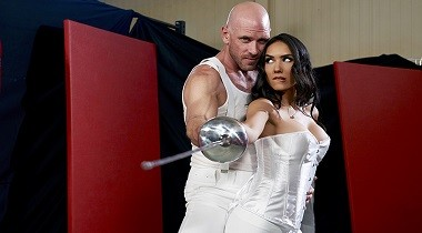 Brazzers 1080p - Real Wife Stories - Hard & En Garde Tia Cyrus & Johnny Sins 380x210