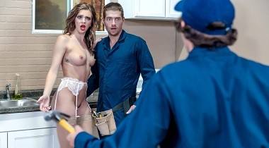 Digitalplayground - The Gang Makes a Porno A DP XXX Parody Episode 4 by Tiffany Watson, Tyler Nixon & Xander Corvus 380x210