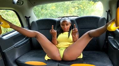 Faketaxi - Lola Marie in Ebony beauty empties cabbies balls 380x210