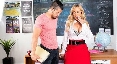 Naughtyamerica.com - My First Sex Teacher Brandi Love & Bambino 380x210