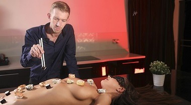 Brazzers - Baby Got Boobs - Do Me After Body Sushi Tina Kay & Danny D 380x210