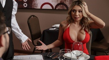 Brazzers - Big Butts Like It Big - Tapas That Ass Kat Dior & Jordi El Niño Polla 380x210