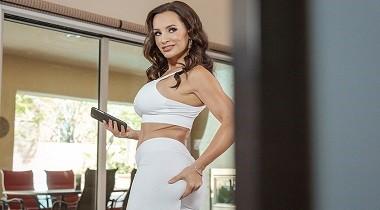 Brazzers - Big Butts Like It Big - Want It Harder! Lisa Ann & Markus Dupree 380x210