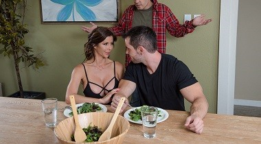 Brazzers - Mommy Got Boobs - The Nest Is The Best by Alexis Fawx & Duncan Saint 380x210