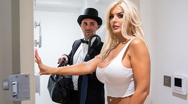 Brazzers - Real Wife Stories - Cock Tonic Tommie Jo & Keiran Lee 380x210